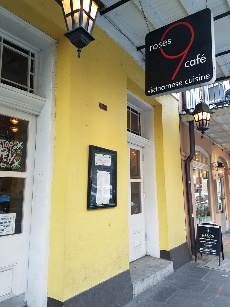Roses Cafe New Orleans