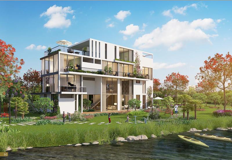Mẫu thiết kế P20 biệt thự đơn lập Villa Park
