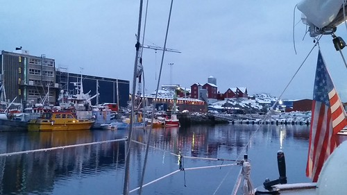 Nuuk evening | by Sailing P & G