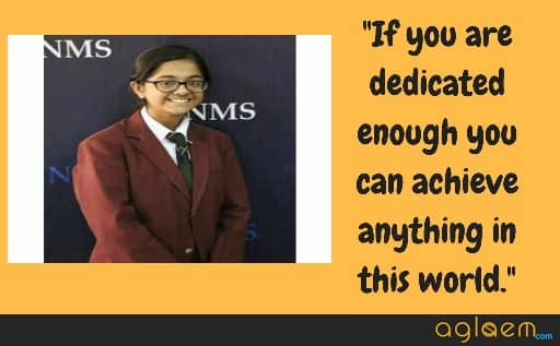 Chahat Bodhraj: CBSE Class 12th Rank 3rd, Know Her Preparation Strategies