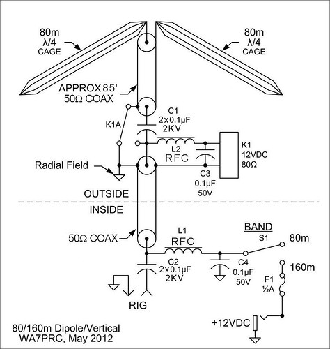 TTFD Antenna | QRZ Forums