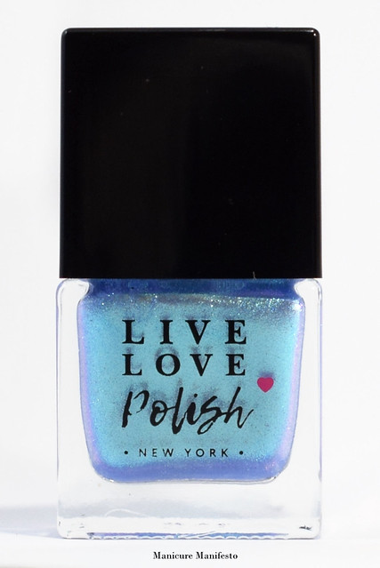 Live Love Polish Cottontail Review