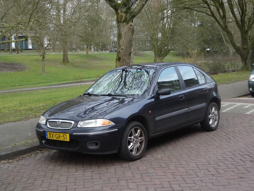 ... ROVER 200 SERIES XX-GR-51 1999 Apeldoorn | by willemalink
