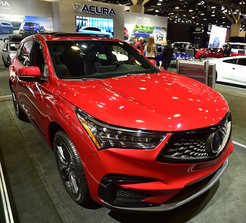The Acura RDX Is Acura's First