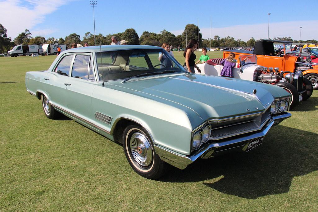 1966 Buick Wildcat 4 Door Sedan The Buick Motor Company