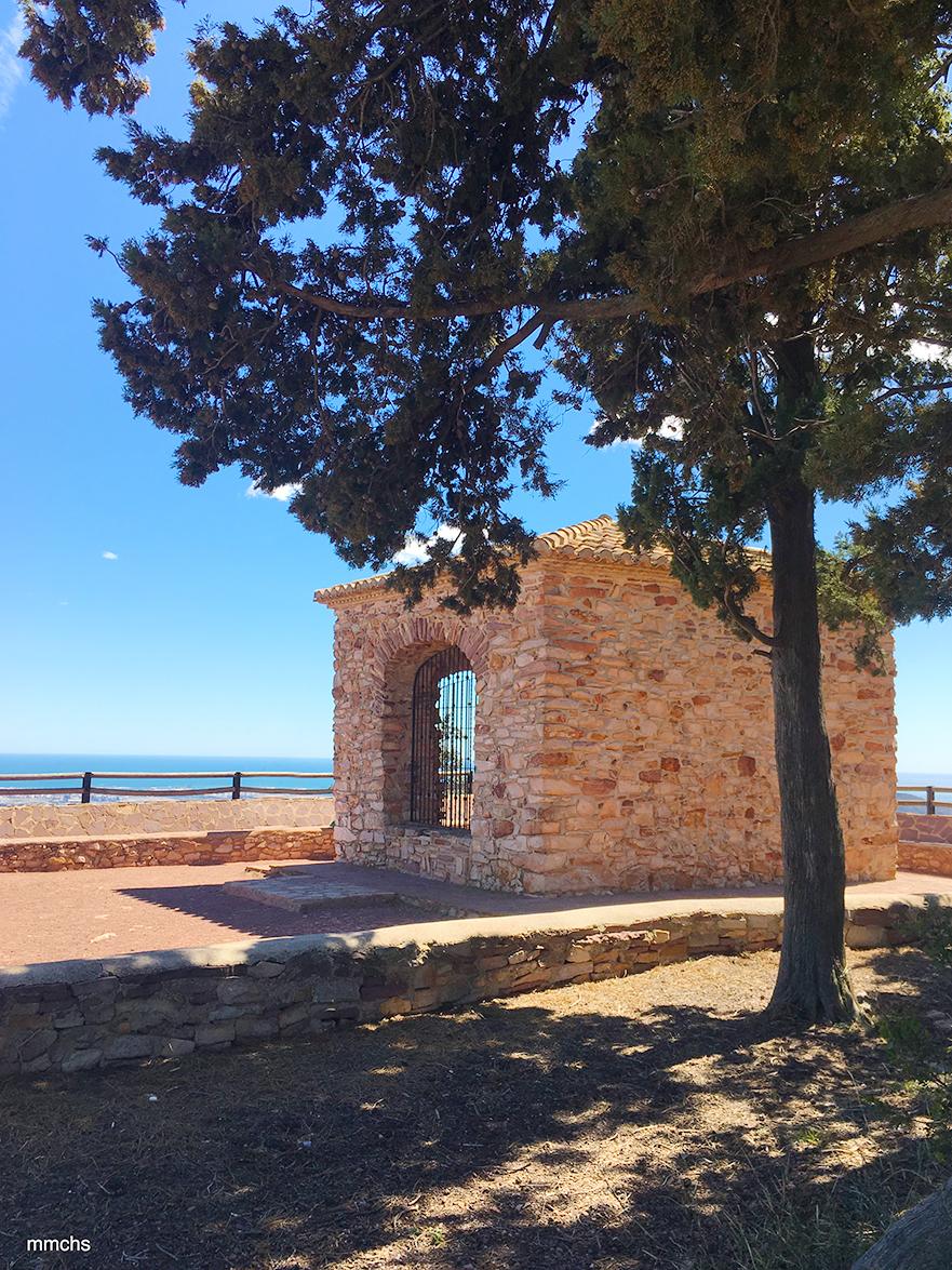 ermita de El Garbí en la sierra Calderona