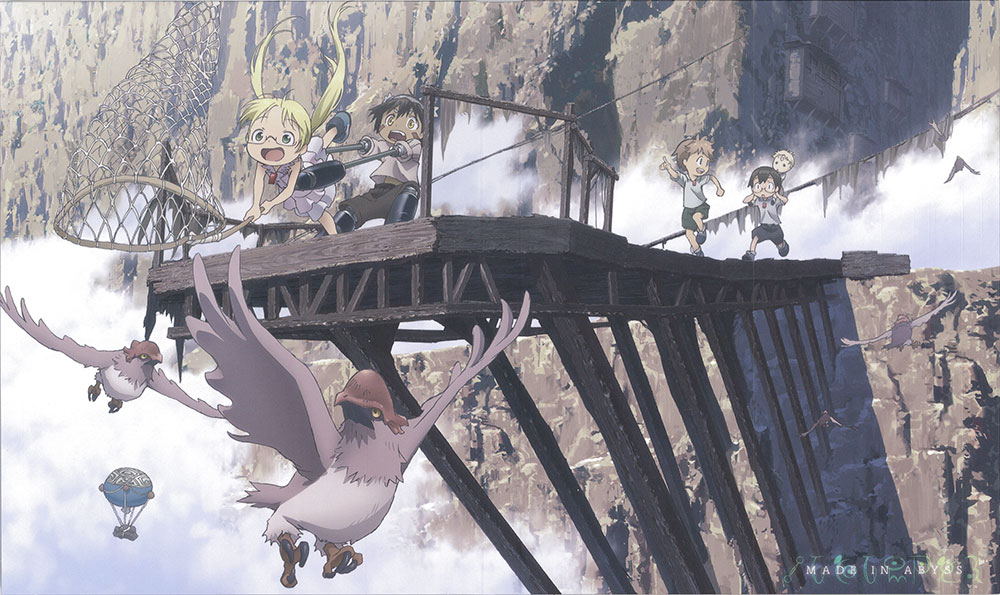 Made in Abyss Bg