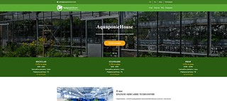 ОБЗОР ПРОЕКТА - AQUAPONICHOUSE.TRADE | by Mazerat.ru