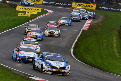 British Touring Car Championship, Brands Hatch Indy 2018