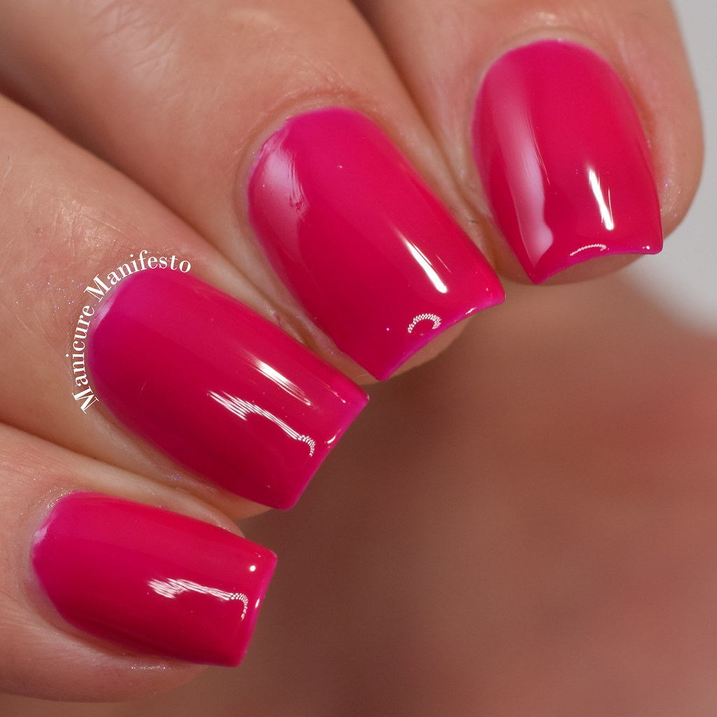 Live Love Polish Desert Rose review