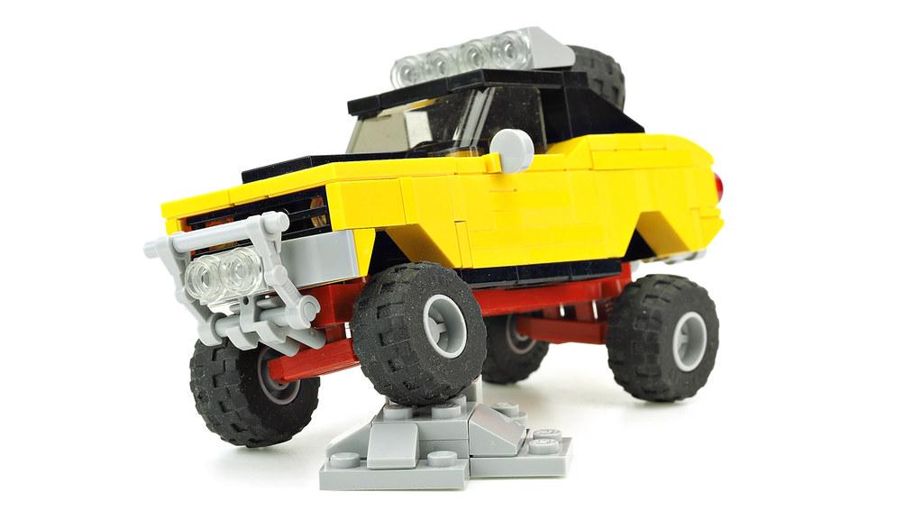 Off Road Muscle Car Building Unstructions Youtu Be Wz7mzav De