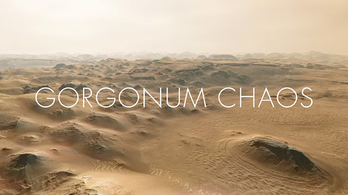 Gorgonum Chaos portrait 001_title_4k | by Seán Doran