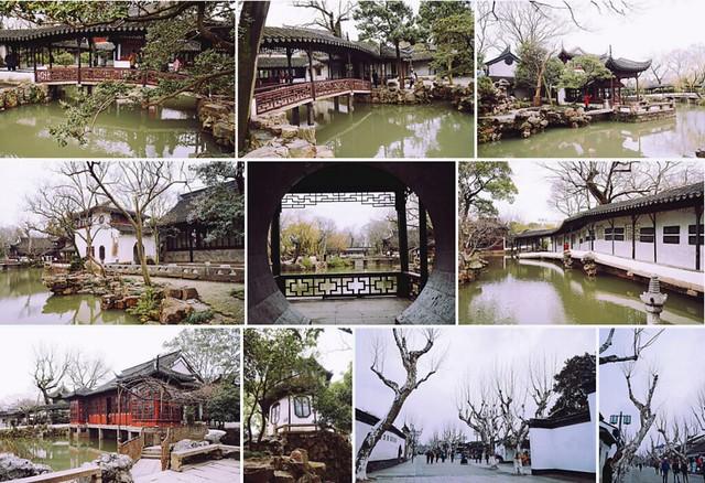 Tô Châu | Vườn cổ Tô Châu