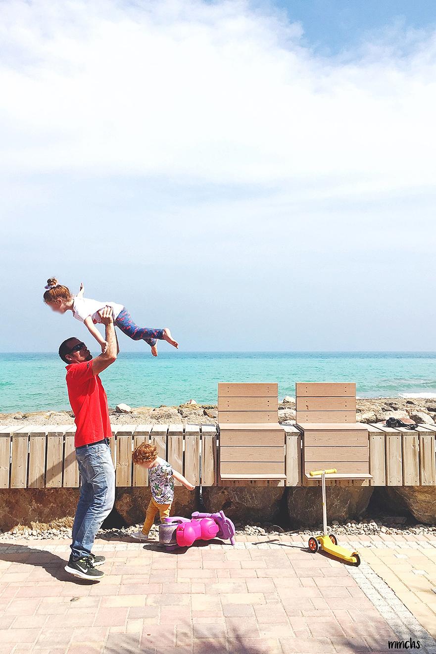 dia de playa en Almenara