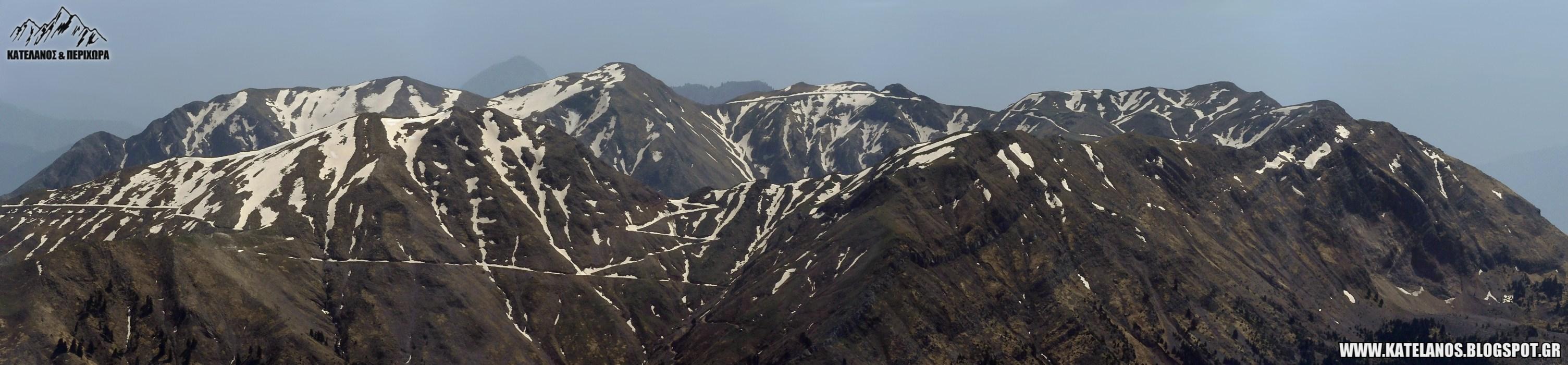 τσουμα κοκκινολακκος βουνο κοκκινολακος αρτας κοκκινα στεφάνια χιονουρες
