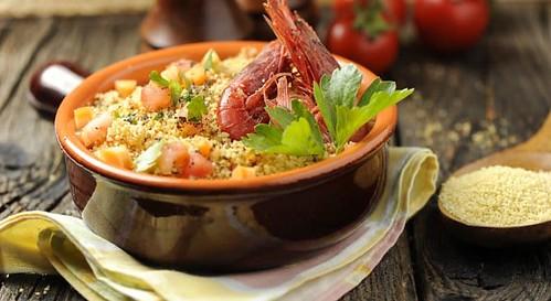 Cous cous di pesce un piatto popolare della cucina sicili for Piatto della cucina povera