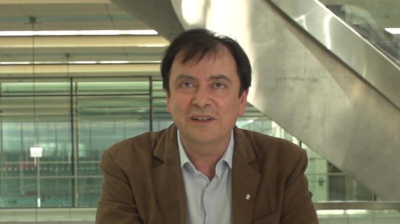 Professor Manuel de Pino