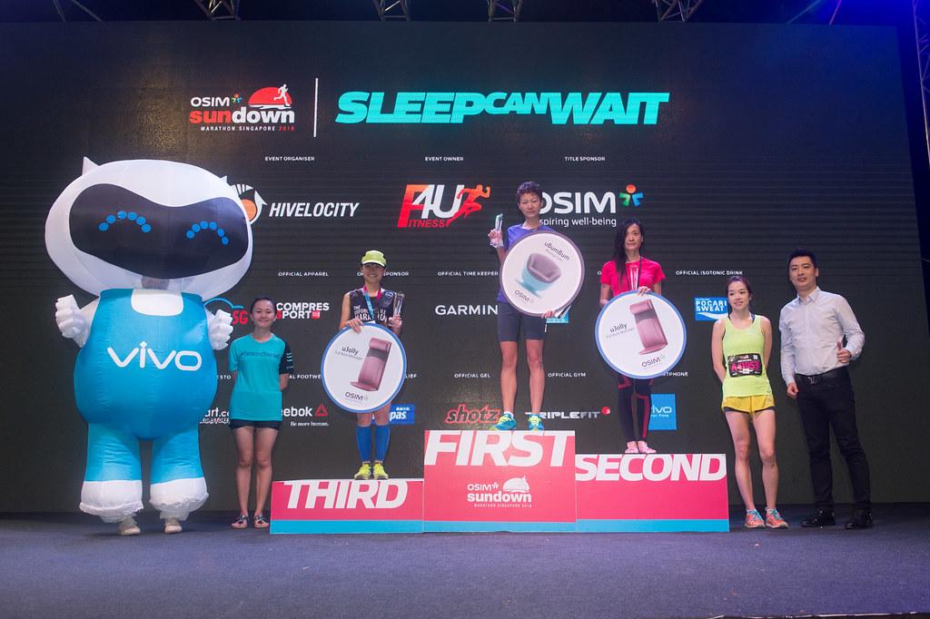OSIM Sundown Marathon 2018 - What is it like running a half-marathon past midnight? - Alvinology