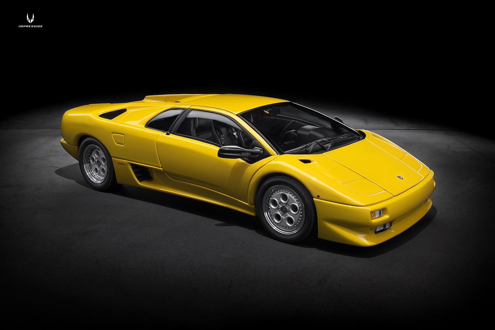 1 18 Lamborghini Diablo Autoart Diecast International Forum