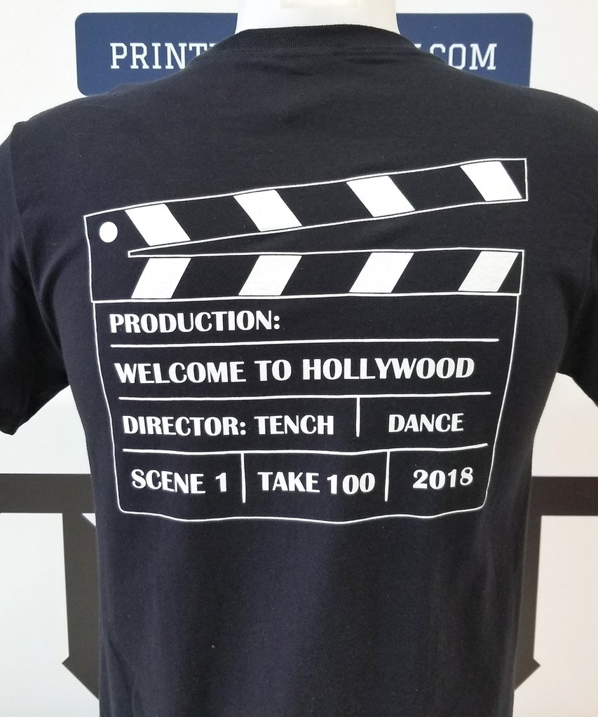 Custom T Shirt Printing Vancouver For Collingwood School Flickr