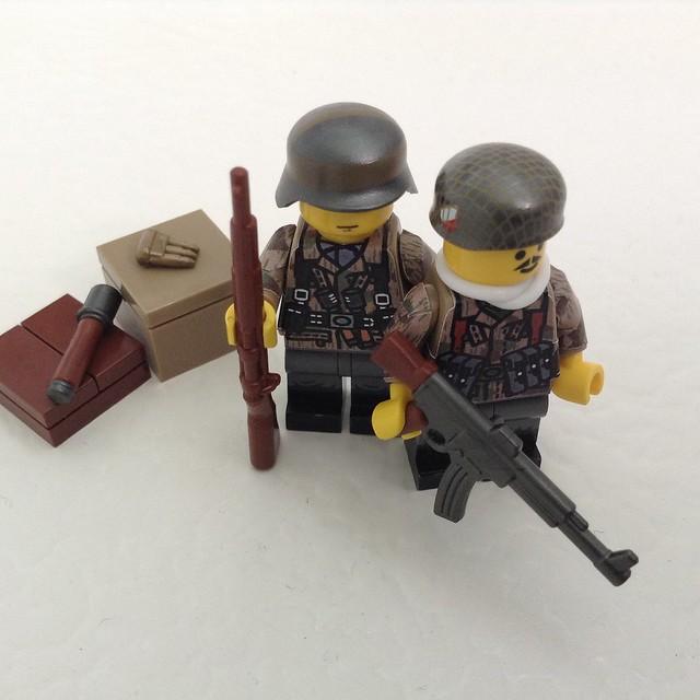 Lego World War 2 Flickr