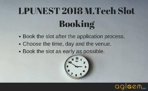 LPUNEST 2018 M.Tech