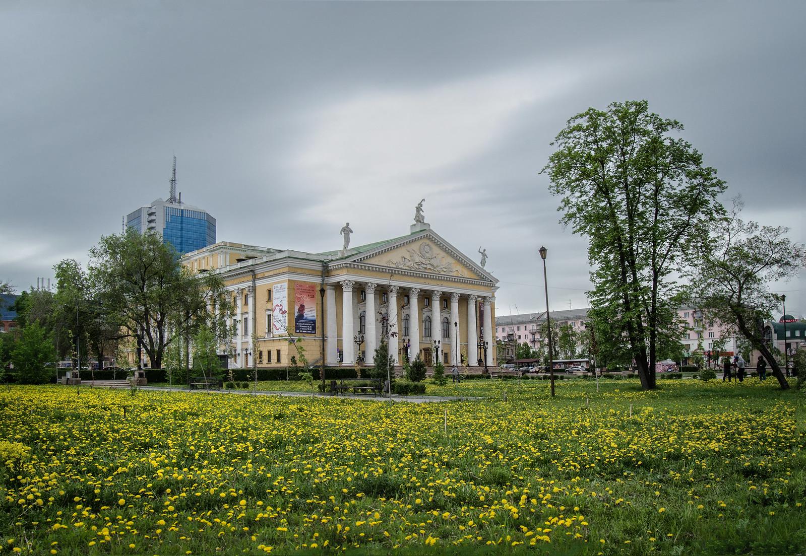фотограф Челябинск театр оперы и балета