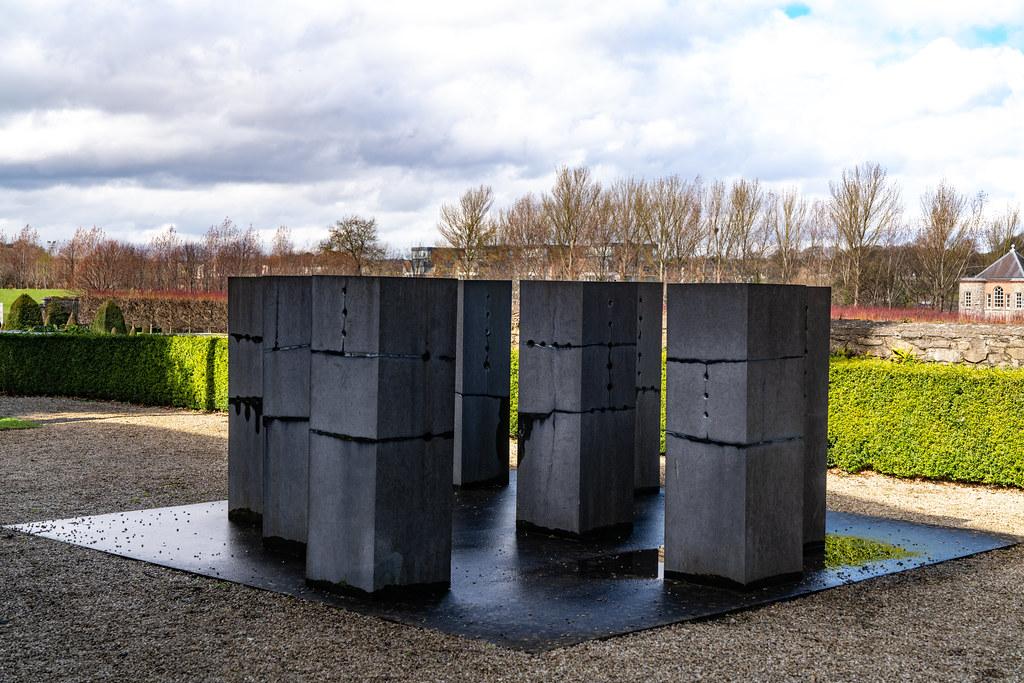 8 Limestones by Ulrich Rückriem [ It Is Not A Ventilation System ] 004