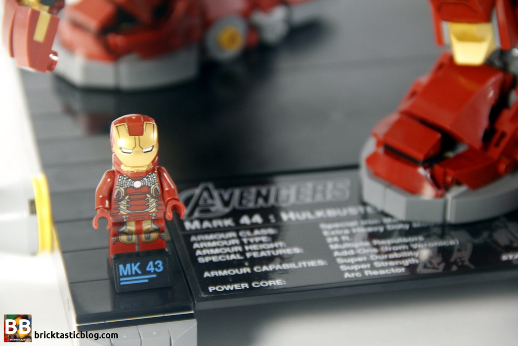 76105 The Hulkbuster Ultron Edition