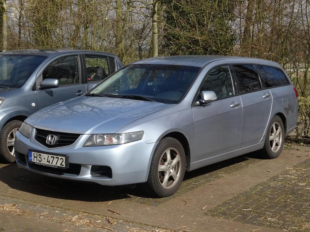 Honda Accord Built In Factory Car Alarm Part