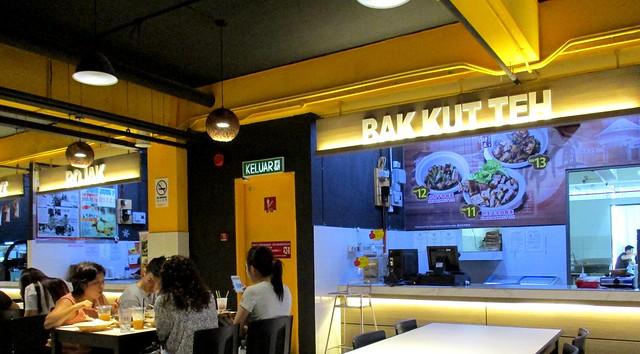Food Bazaar bak kut teh stall