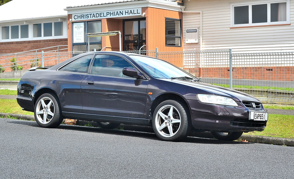 ... 1998 Honda Accord Coupe   By GPS 56
