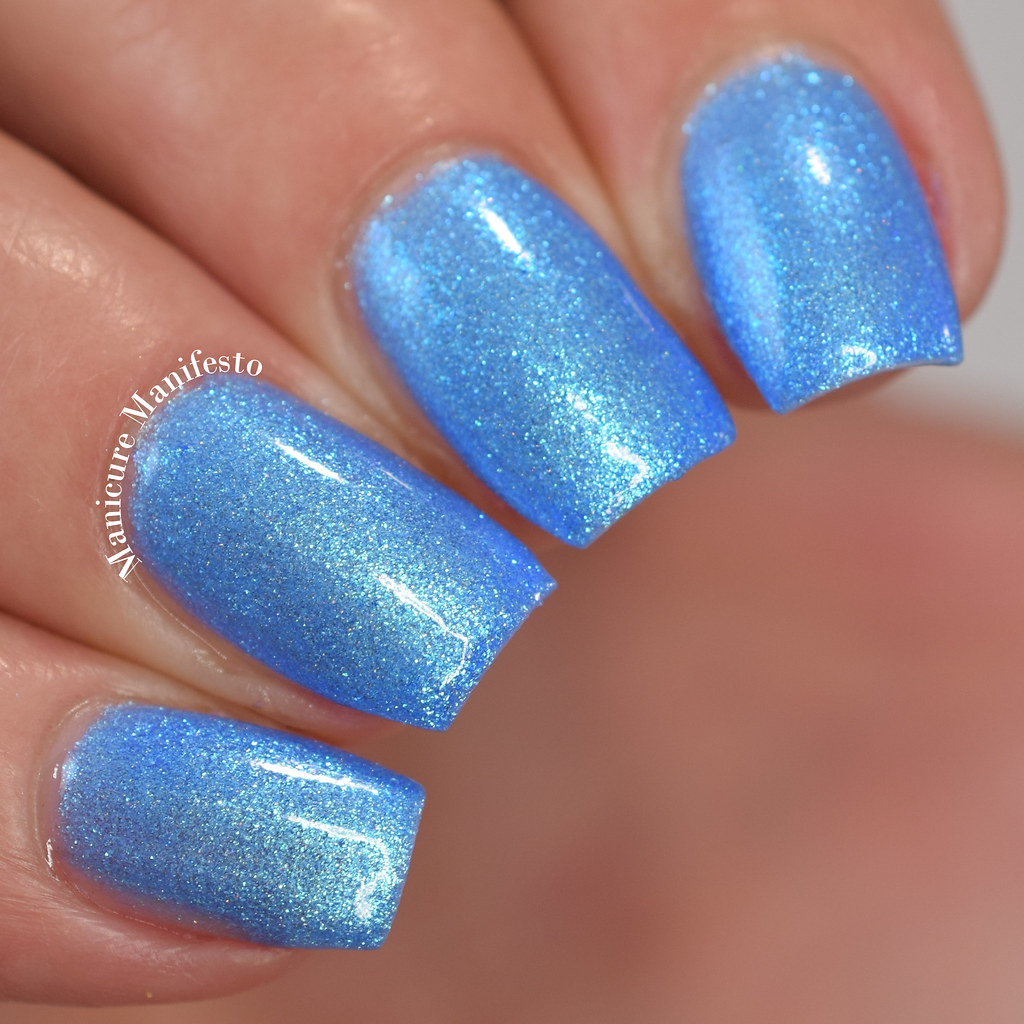 Paint It Pretty Polish Reach For The Stars review