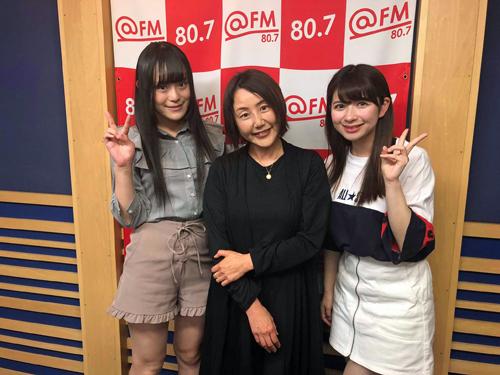 「@FM(FM愛知)」のdela(デラ)ラジオ番組出演