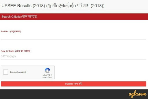 UPSEE 2018 Result