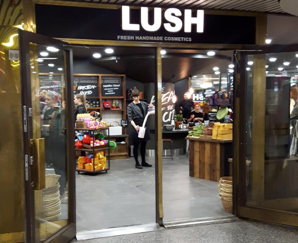lush citycenter