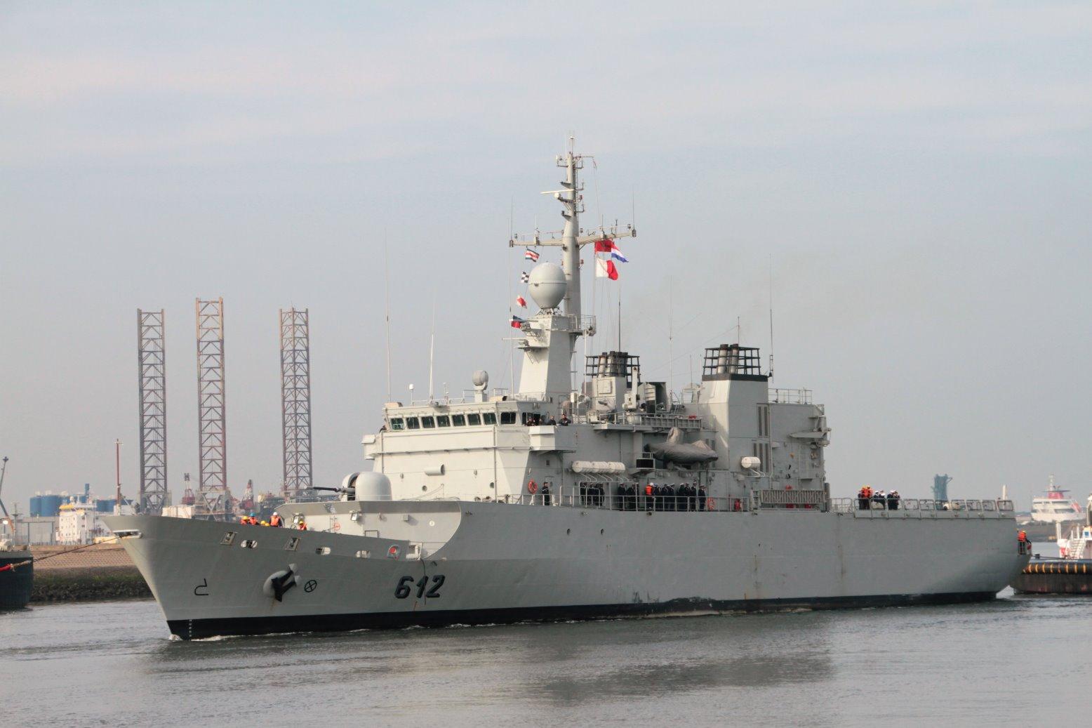 Royal Moroccan Navy Floréal Frigates / Frégates Floréal Marocaines - Page 13 40540656625_16b52f0da4_o