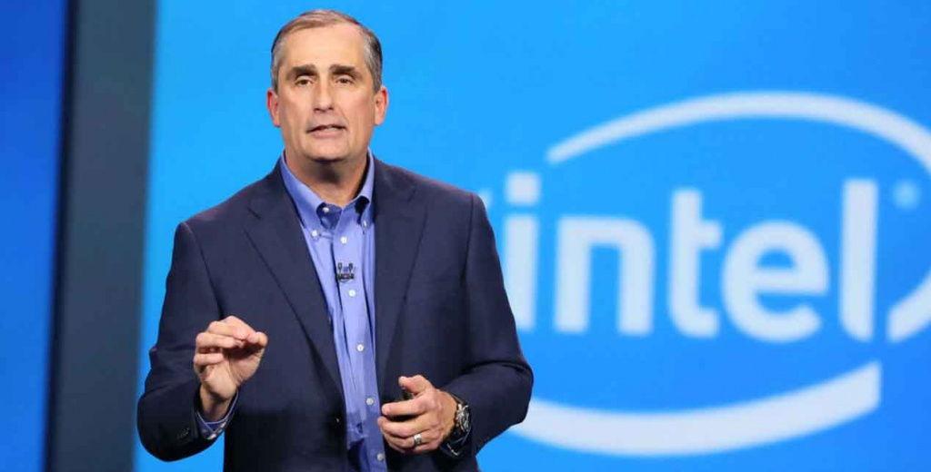 El CEO de Intel dimite por mantener una relación con una empleada