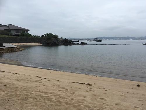 桜島 レインボービーチ