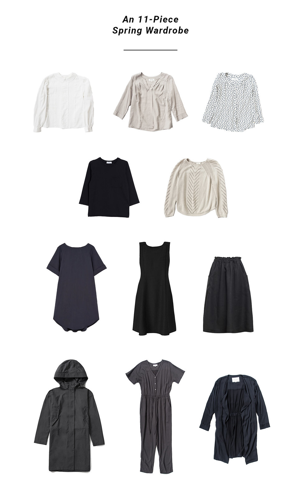 A Spring Wardrobe
