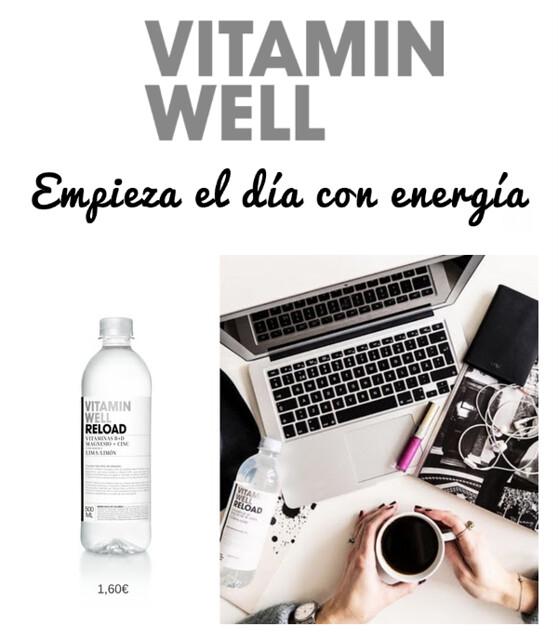Vitamin Well - Empieza el día con energía