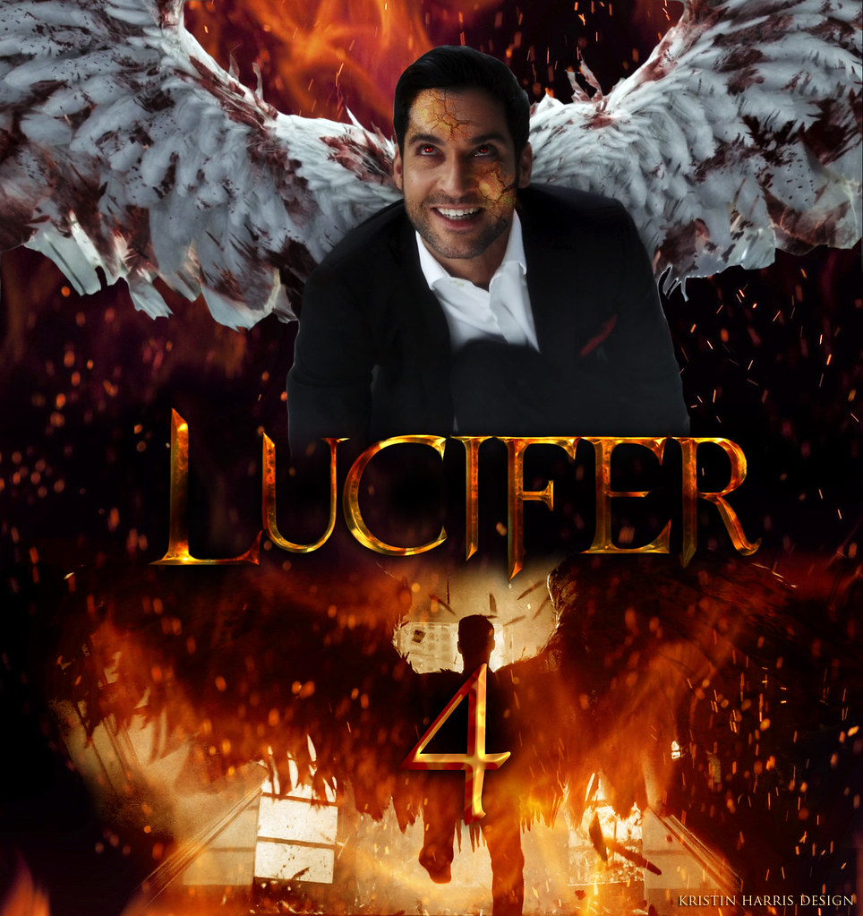 Lucifer Season 4 Promo S: Lucifer Season 4 Poster