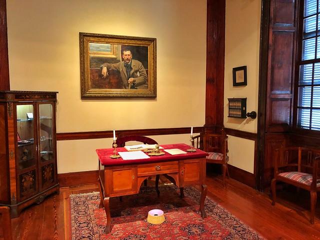 Casa museo Benito Pérez Galdós en Las Palmas de Gran Canaria