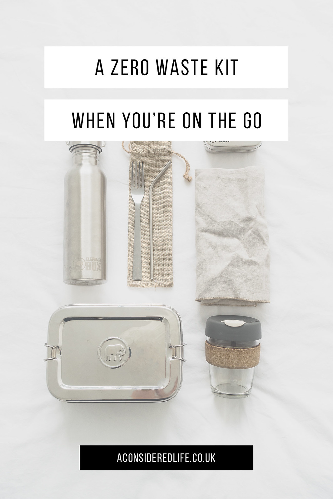 Zero Waste On The Go