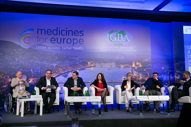 Joint 24th Medicines for Europe and 21st IGBA Annual Conference