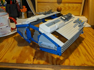 "WIP: Imperial Escort Frigate ""North Wind"" 