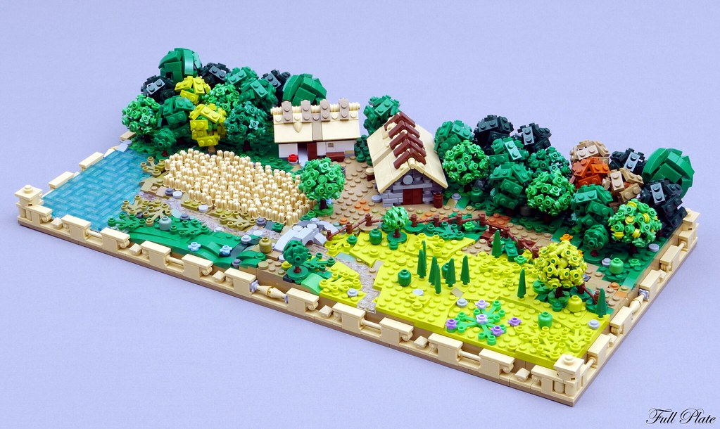 Emil Lide - Rural Landscape