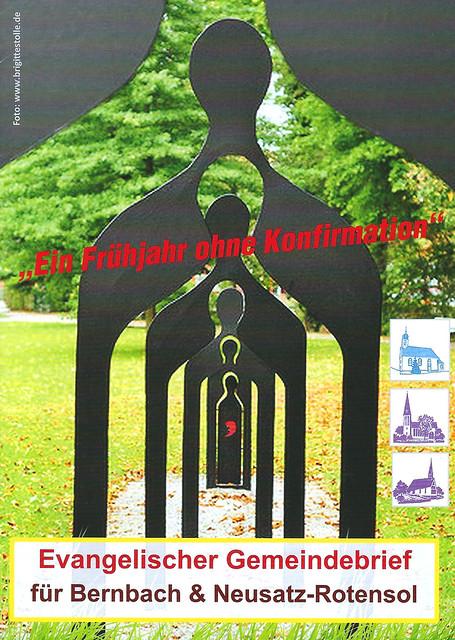 """Skulptur """"Sieben Generationen"""" von Frederick Franck ... Kurpark Bad Herrenalb ... Foto: Brigitte Stolle"""
