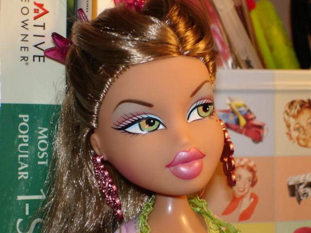 Bratz Sweet Dreamz Yasmin Beauty At Its Best Jasmine