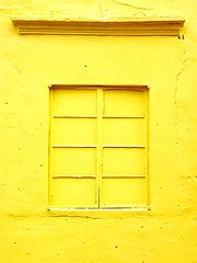 yellow window | by biroe